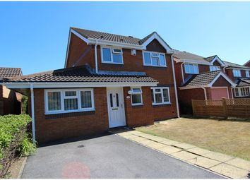 Thumbnail Detached house for sale in Astral Gardens, Hamble, Southampton