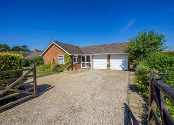 Lane End, Crowmarsh Gifford, Wallingford OX10. 4 bed detached bungalow