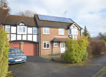 Thumbnail 5 bedroom semi-detached house for sale in Hudsons, Tadworth