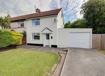 Thumbnail 2 bed end terrace house for sale in Culmore Avenue, Newtownards