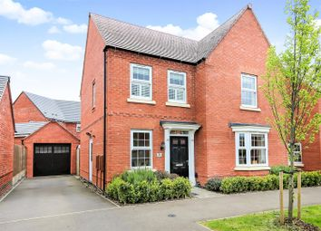Thumbnail 4 bed property for sale in Templar Road, Ashby-De-La-Zouch
