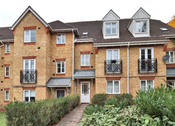 4 bed terraced house for sale in Ashdown Close, Woking GU22