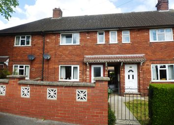 Thumbnail 3 bed terraced house for sale in Tower Drive, Lincoln