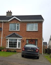 Thumbnail 3 bed semi-detached house for sale in 3 Buttercup Hill, Rocklands, Cavan, Cavan