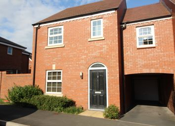 Thumbnail 3 bed end terrace house to rent in Bran Rose Way, Holmer, Hereford