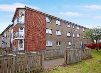 Thumbnail 2 bed flat for sale in Kersiebank Avenue, Grangemouth