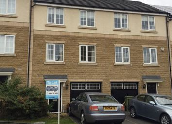 Thumbnail 4 bedroom terraced house to rent in Britannia Crescent, Huddersfield