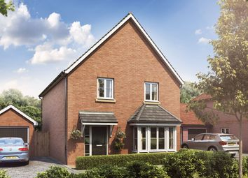 "Thumbnail 4 bed detached house for sale in ""The Oxford"" at Ringwood Road, Verwood"