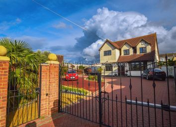 Thumbnail 4 bed detached house for sale in Southend Road, Stanford-Le-Hope, Essex