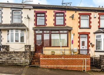 Thumbnail 2 bed terraced house for sale in Hughes Street, Tonypandy