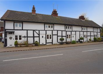 Thumbnail 1 bed cottage for sale in Alrewas Road, Kings Bromley