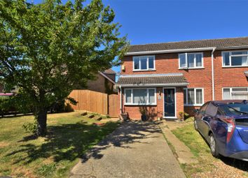 Thumbnail 3 bed semi-detached house for sale in Willow Road, Stamford