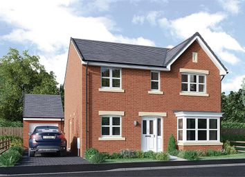 "Thumbnail 4 bed detached house for sale in ""Grant"" at Rosehall Way, Uddingston, Glasgow"