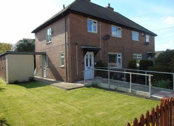 Thumbnail 3 bed semi-detached house for sale in Military Road, North Shields