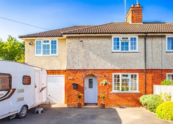 Thumbnail 3 bed semi-detached house for sale in 53 Elvendon Road, Goring On Thames