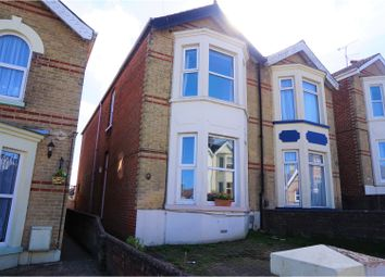 Thumbnail 3 bedroom semi-detached house for sale in Stephenson Road, Cowes