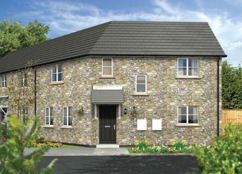 Thumbnail 4 bed terraced house for sale in Dobwalls, Liskeard, Cornwall