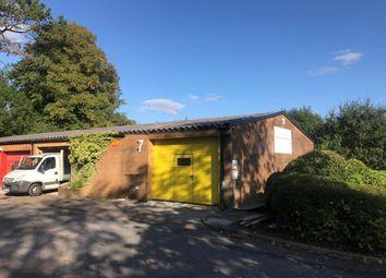Thumbnail Warehouse to let in Unit 7, Ynyscedwyn Industrial Estate, Trawsffordd Road, Ystradgynlais, Swansea, Powys