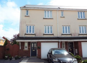 Thumbnail 3 bedroom end terrace house for sale in 50 Village Drive, Gorseinon, Swansea