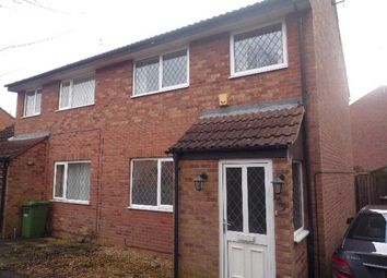Thumbnail 3 bed property to rent in Hedgelands, Werrington, Peterborough