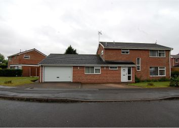Thumbnail 5 bedroom detached house for sale in Tynedale Close, Aspley