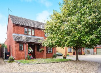 Thumbnail 4 bedroom detached house for sale in Poppy Close, Ditchingham, Bungay