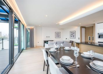 Thumbnail 2 bedroom flat to rent in Merano Residences, Albert Embankment, London