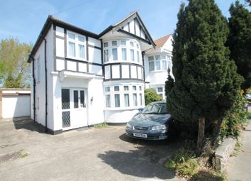 Thumbnail 3 bed semi-detached house for sale in The Hollies, Christchurch Avenue, Harrow