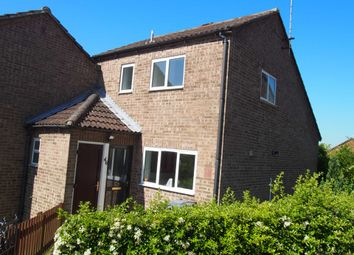 Thumbnail 2 bed semi-detached house to rent in Brecon Way, High Wycombe