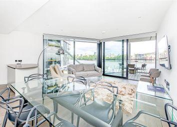 Thumbnail 2 bedroom flat for sale in 2 Riverlight Quay, Nine Elms, London