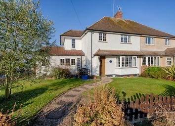 Thumbnail 4 bedroom semi-detached house for sale in Benningfield Road, Widford, Ware