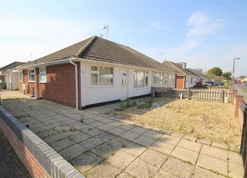 Thumbnail 2 bed semi-detached bungalow for sale in Ellingdon Road, Wroughton, Wiltshire
