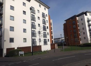 Thumbnail 1 bedroom flat for sale in Galleon Way, Cardiff Bay, Cardiff, Caerdydd