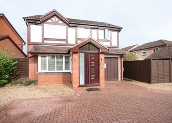 Hollington Way, Shirley, Solihull B90. 4 bed detached house