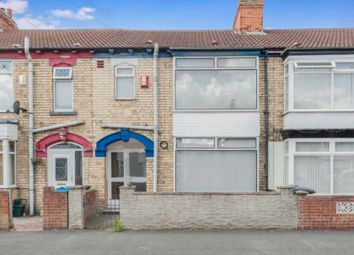 Thumbnail 3 bed terraced house for sale in Monmouth Street, Hull