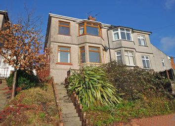 3 bed semi-detached house for sale in Fantastic Views, Tennyson Road, Newport NP19