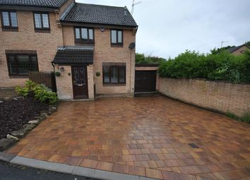 Thumbnail 3 bed semi-detached house to rent in Craglands Grove, Chesterfield