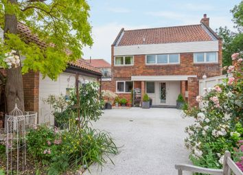 Thumbnail 4 bed detached house for sale in Old Brewery Lane, Reepham, Norwich