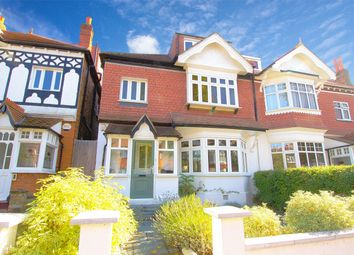 Thumbnail 5 bed semi-detached house for sale in Lavington Road, London