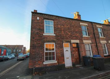 Thumbnail 2 bed end terrace house to rent in Fox Street, Derby