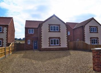 Thumbnail 4 bed detached house to rent in Whiteplot Road, Methwold