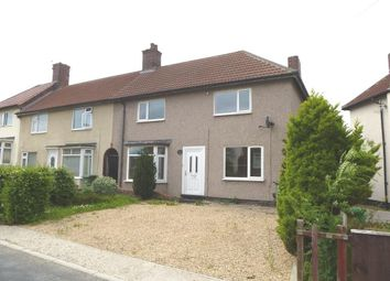 Thumbnail 3 bed semi-detached house for sale in Mond Crescent, Billingham