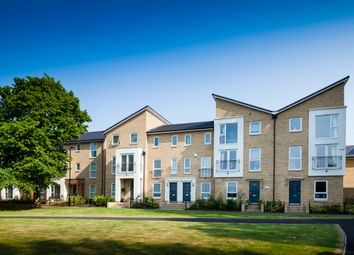 Thumbnail 3 bed town house for sale in Tanyard Place, Harlow