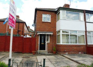 Thumbnail 3 bed semi-detached house for sale in Grange Park Avenue, Leeds