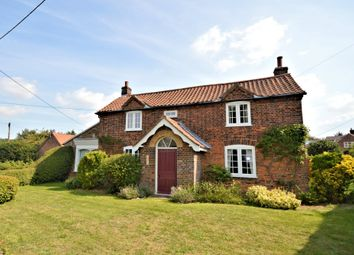 Thumbnail 4 bed cottage for sale in Church Lane, Great Bircham, King's Lynn