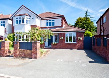 Thumbnail 4 bed detached house for sale in Stockville Road, Allerton