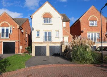 Thumbnail 4 bed detached house for sale in Swallow Wood Road, Swallownest, Sheffield