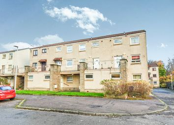 Thumbnail 2 bed flat for sale in Canal Street, Johnstone
