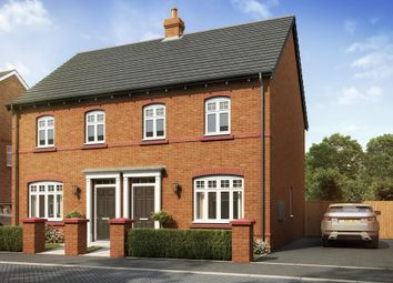 """Thumbnail 3 bedroom end terrace house for sale in """"Kennett (Rural)"""" at Tarporley Business Centre, Nantwich Road, Tarporley"""