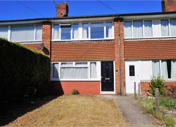 Thumbnail 3 bed terraced house for sale in North Court Close, Rustington